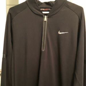 Nike TW quarter zip jacket